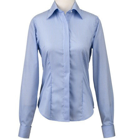 STYLE IMAGE FOR WOMEN'S TAILORED FIT SHIRT