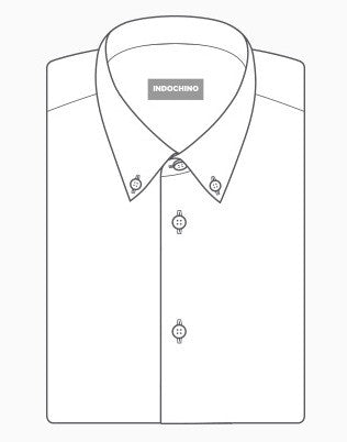 Collar - Button Down