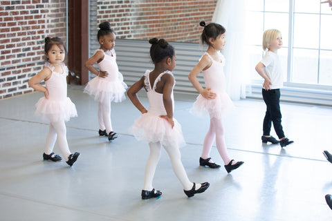 Preschool Tap-Ballet Class Online Learning Packet