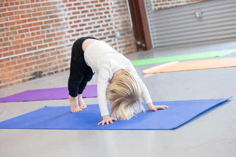 Preschool Yoga Class Online Learning Packet