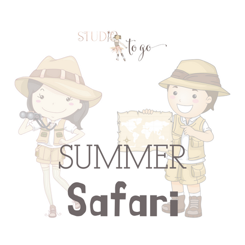"""Summer Safari"" Summer Camp Package"