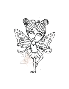 March Ballet Sticker