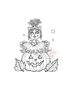 October Ballet Sticker