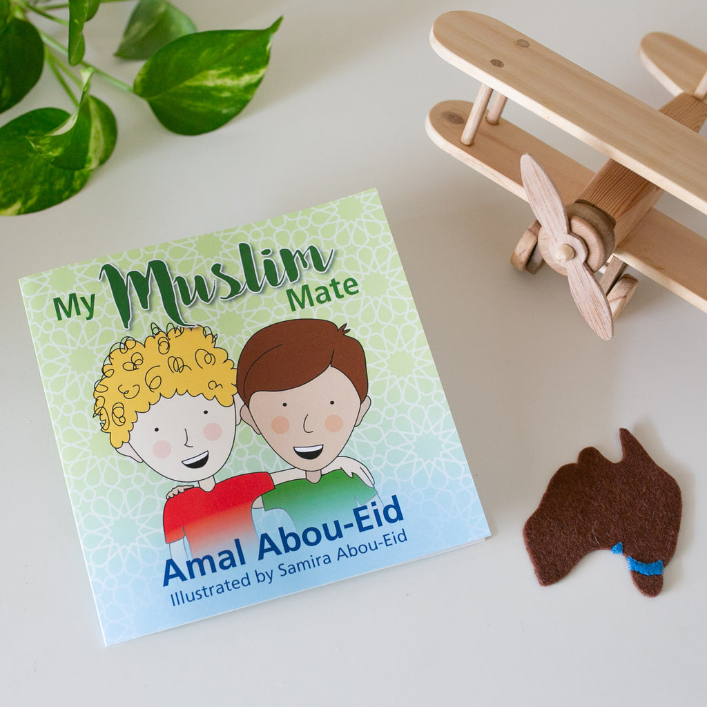"""My Muslim Mate"" Book Review"