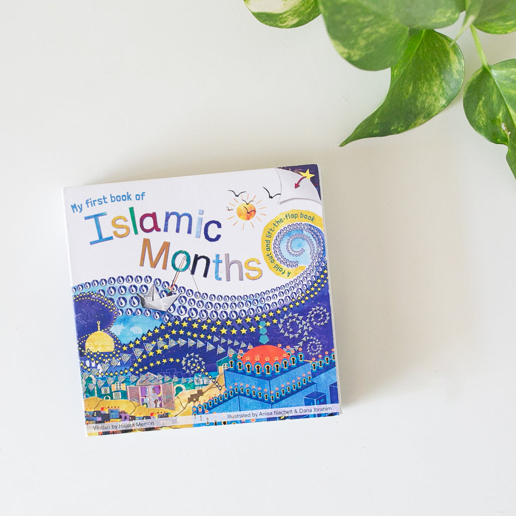 """My First Book of Islamic Months"" Book Review"