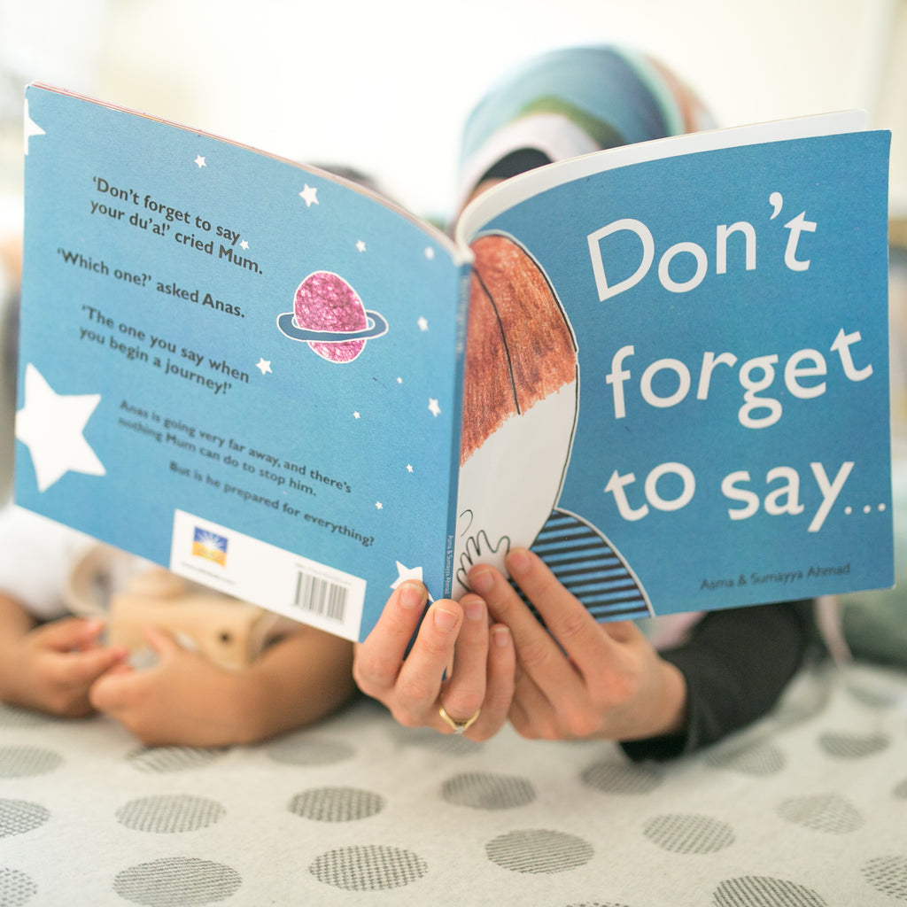 """Don't Forget To Say"" Book Review"