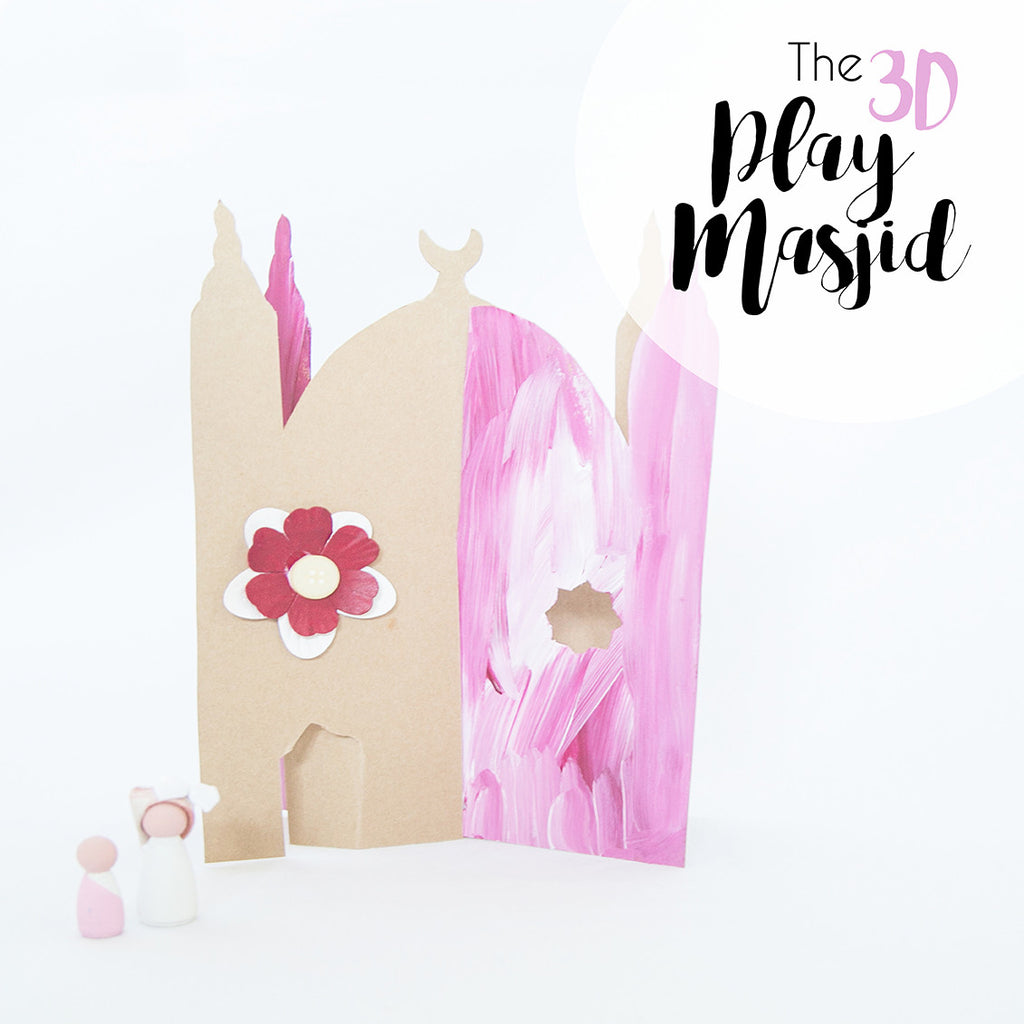 Craft it Up - The 3D Paper Play Masjid