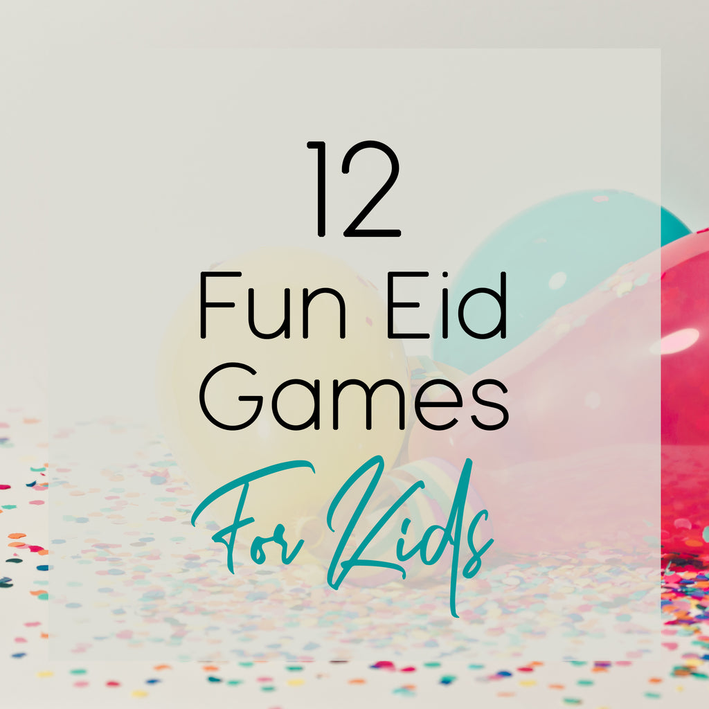 12 Fun Eid Games For Kids
