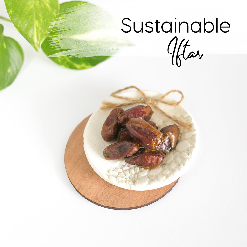 Sustainable Iftar