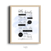 Zed&Q Islamic Product The Prophet's Way Print Print
