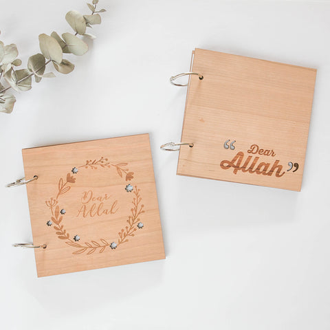 'Dear Allah' Journals