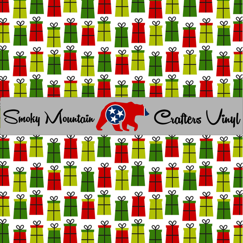 Christmas Presents - Smoky Mtn Crafters Vinyl