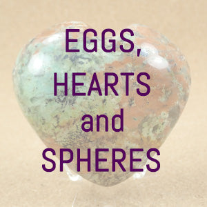 Eggs, Hearts & Spheres