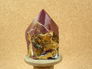 Mookaite Point Mineral Specimen