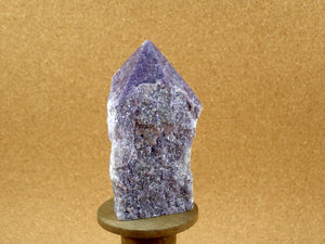 Lepidolite Tower Point Mineral Specimen
