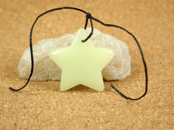 Glow-in-the-Dark Star Pendant