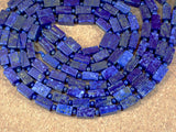 Lapis Lazuli Rectangle Beads