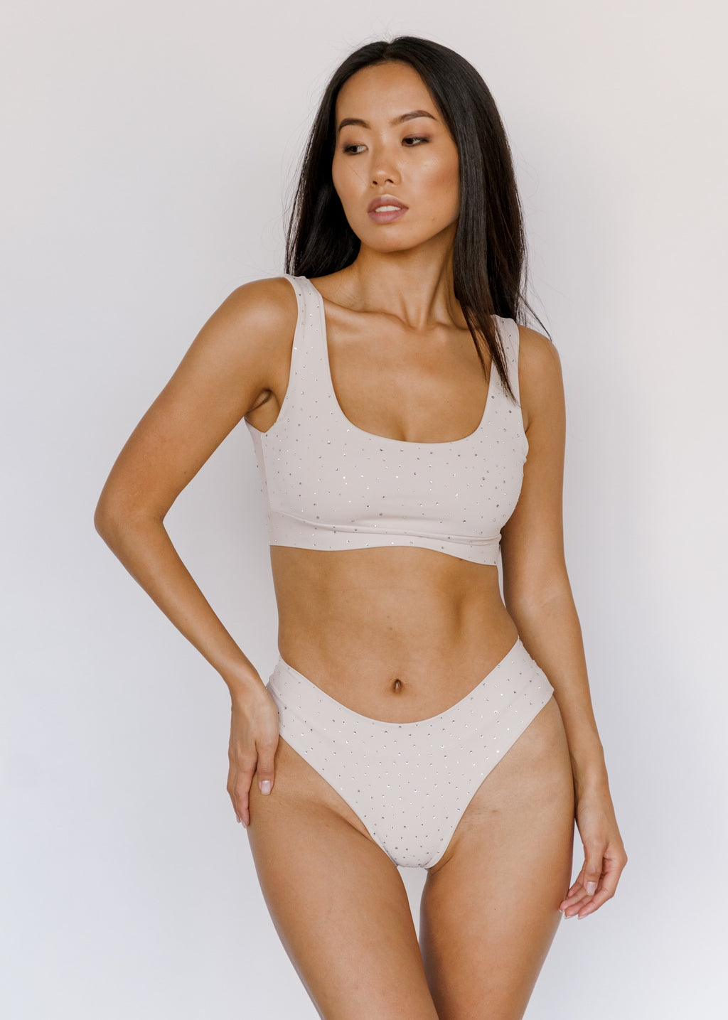 Hulla top and panties set