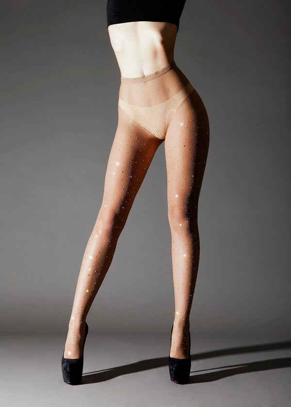Tights Diamond Nude