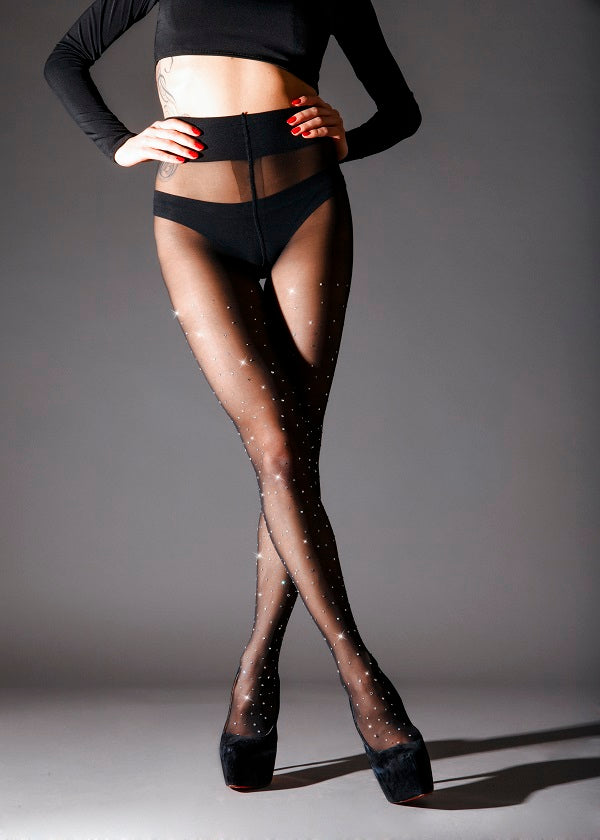 Tights Dazzle Black