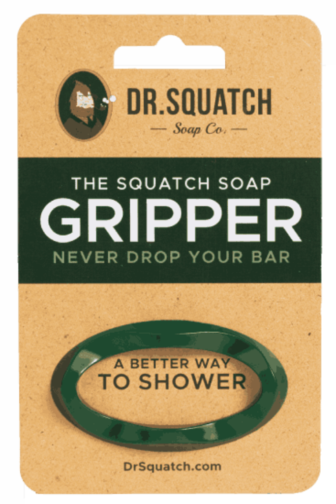 Soap-Holder/Gripper / Dr. Squatch