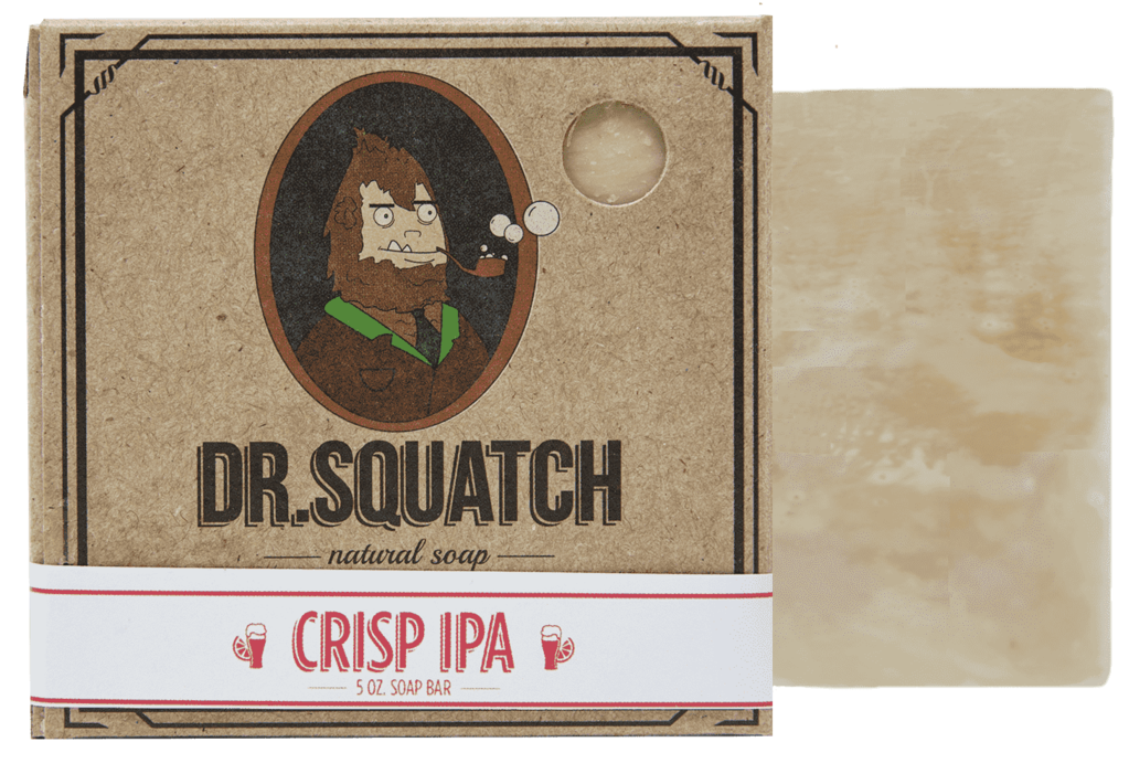 Crisp IPA Bar Soap By Dr. Squatch