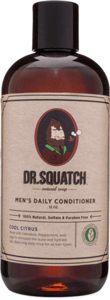 Cool Citrus Conditioner By Dr. Squatch