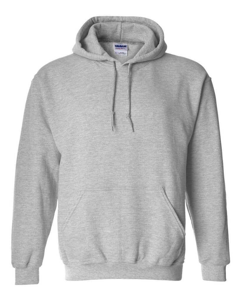 "Ash Heather Hoodie ""Small"""