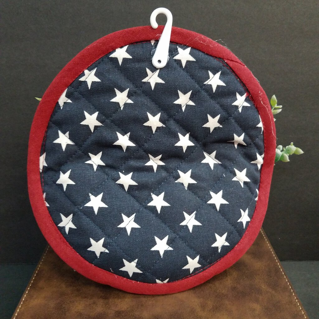 4th of July  - Pot Holders Decor