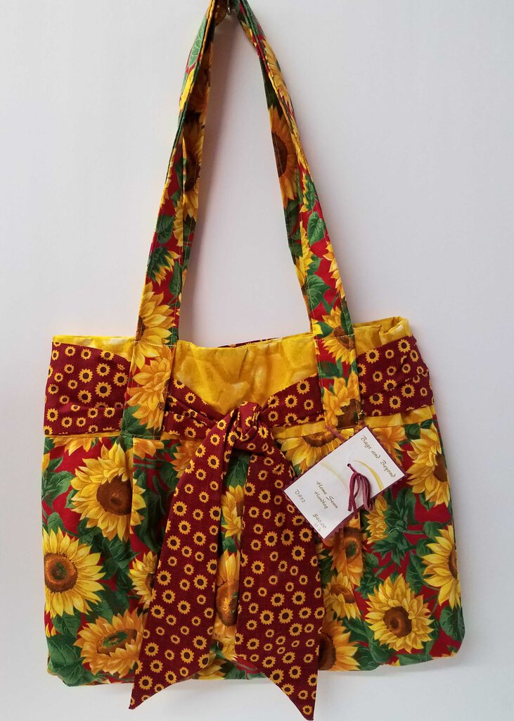 Sunflower Heaven Sash Hanbag