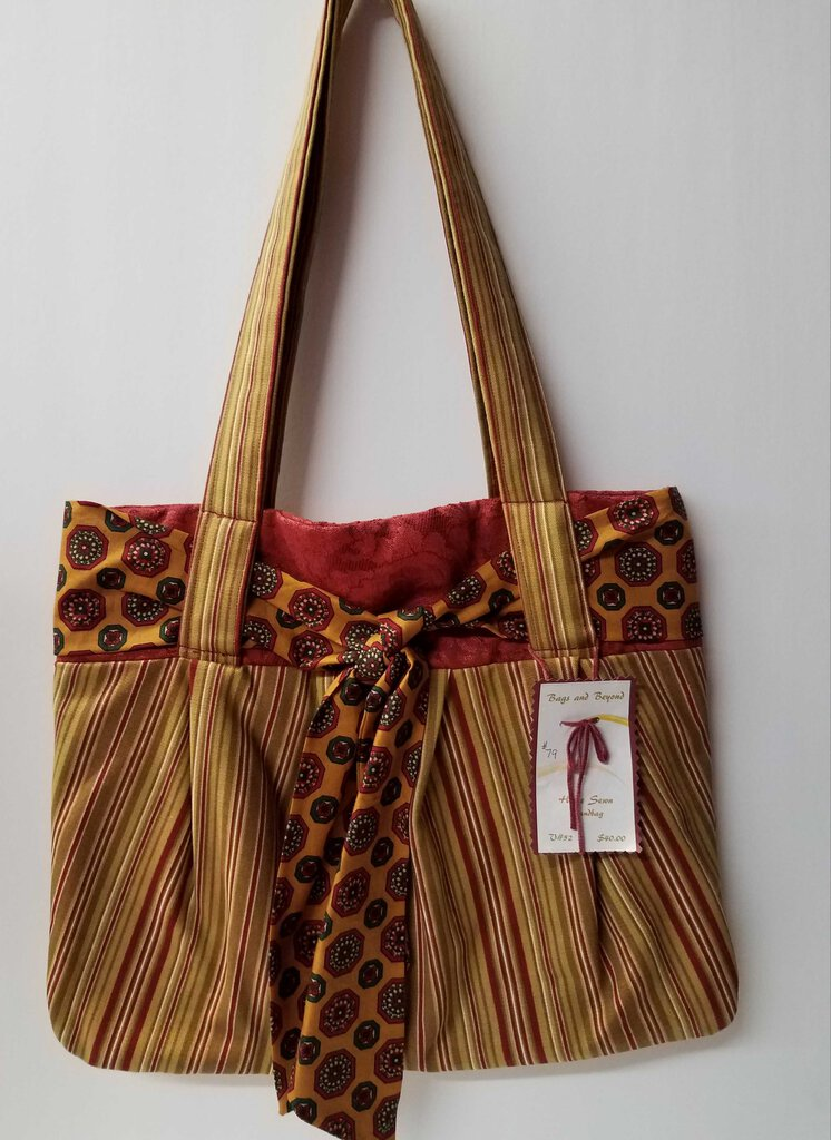 Fall Sash Handbag