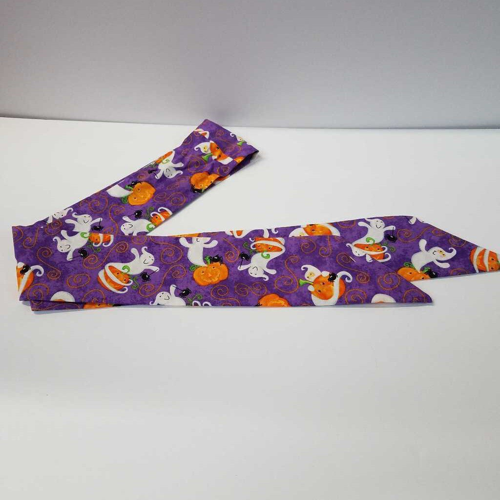 Ghost & Pumpkins Sash