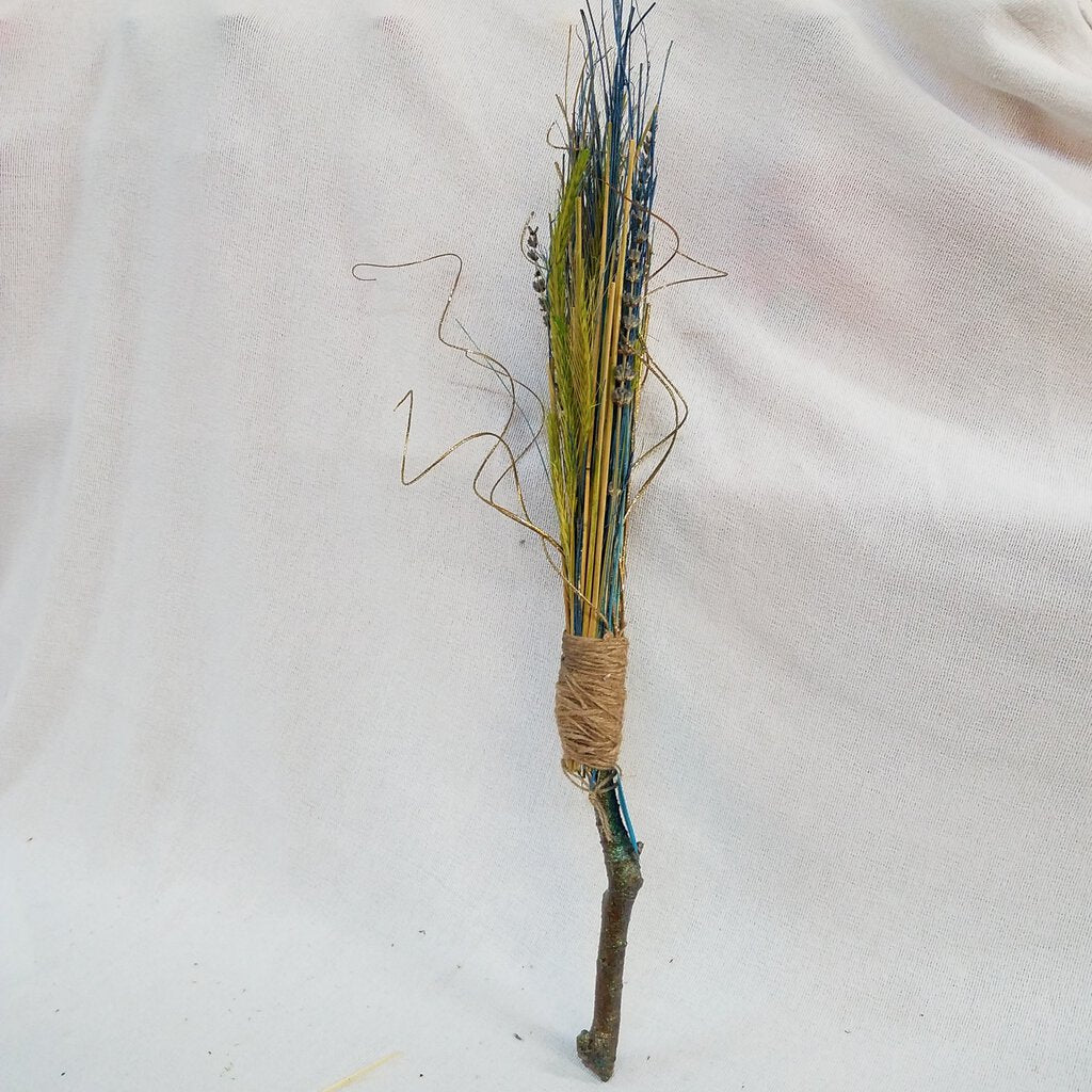 Hand Made Small Broom