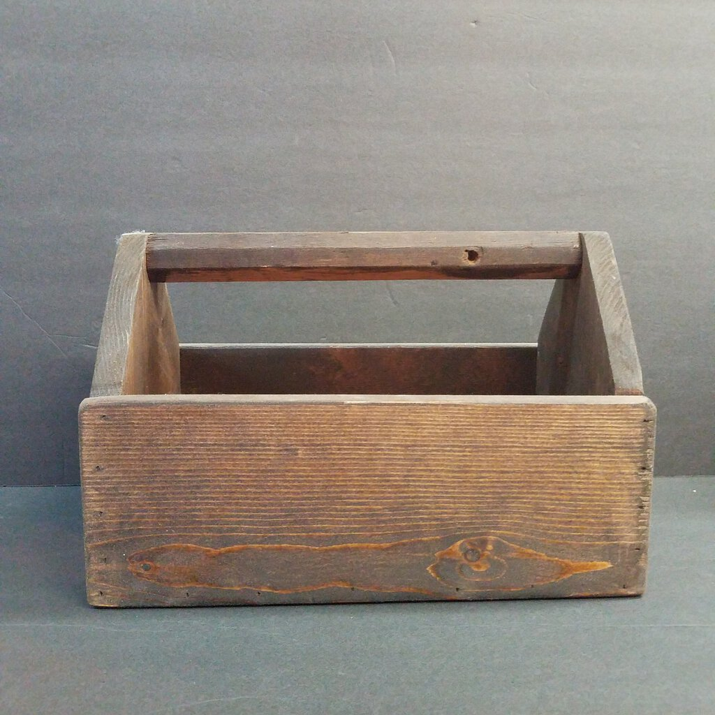 Old Wood Tool Box style Box