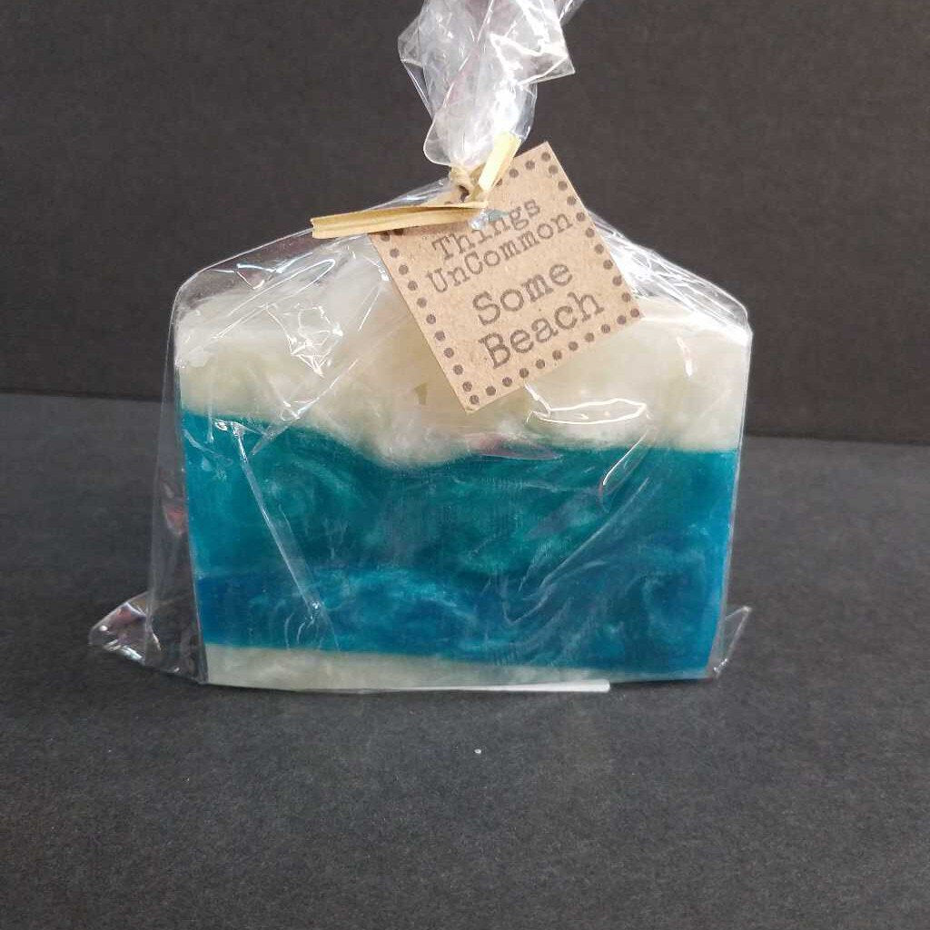 Some Beach - Vegan Glycerin Soap by Things UnCommon