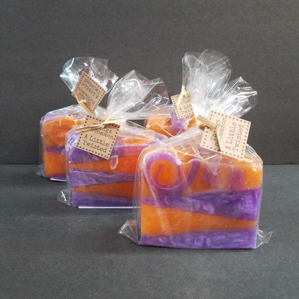 A Little Twisted - Vegan Glycerin Soap by Things UnCommon