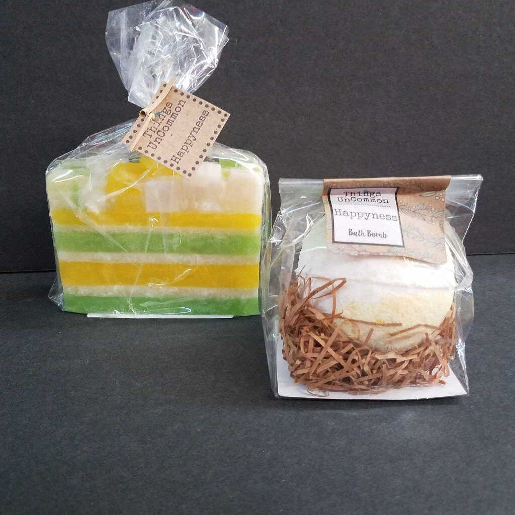 Happiness Soap Bar by Things UnCommon