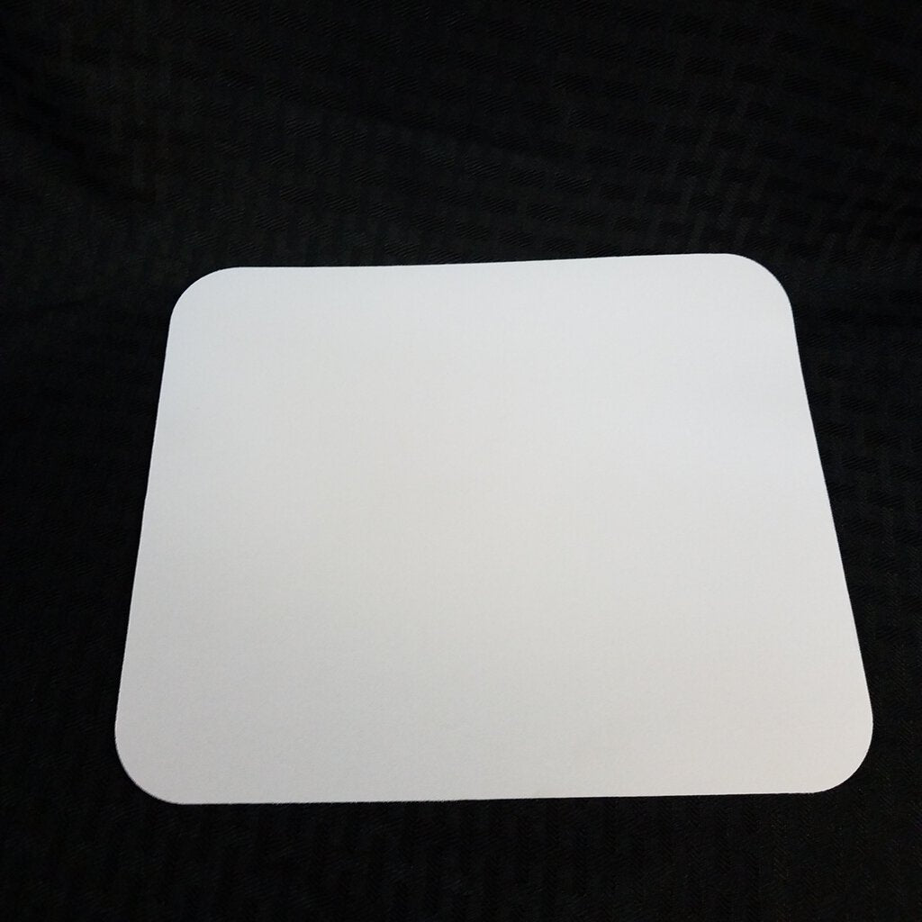 "1/8"" 7 3/4 x 9 1/4 Sublimation Mouse Pads"