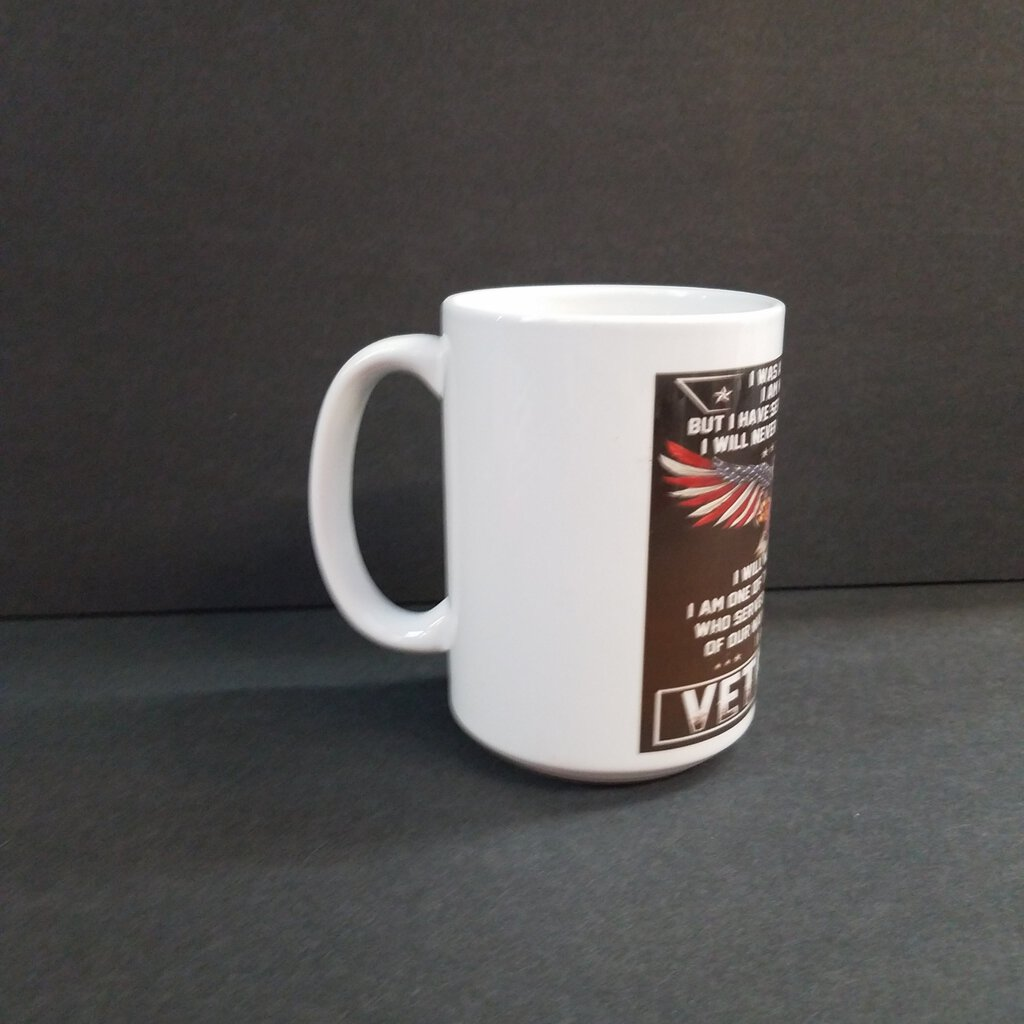 Veteran Design 15 oz. Mug