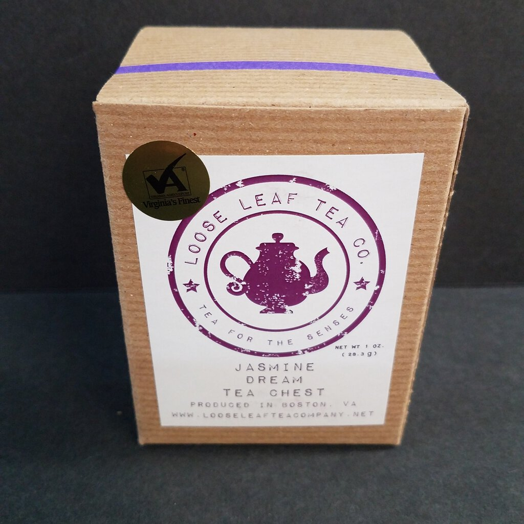 "Loose Leaf Tea Co. ""Jasmine Dream"""