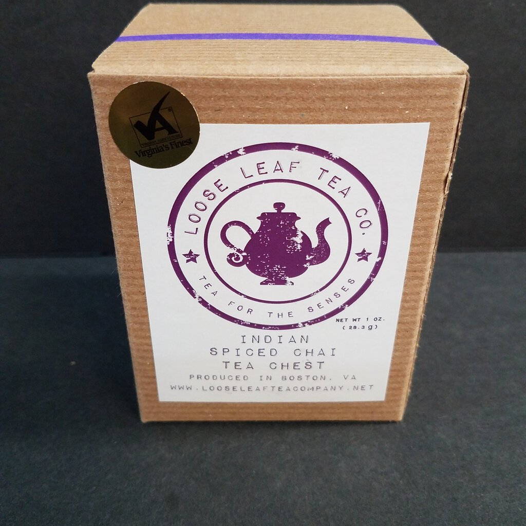 "Loose Leaf Tea Co. "" Indian Spiced Chai"""