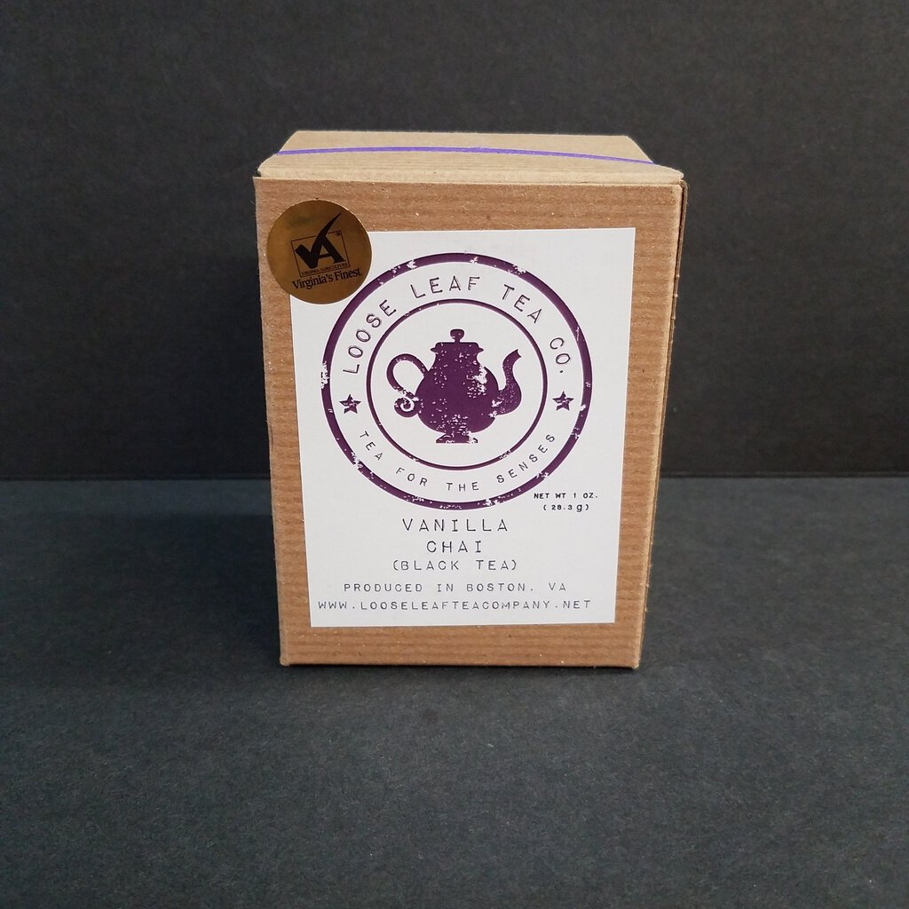 "Loose Leaf Tea Co. ""Vanilla Chai"""