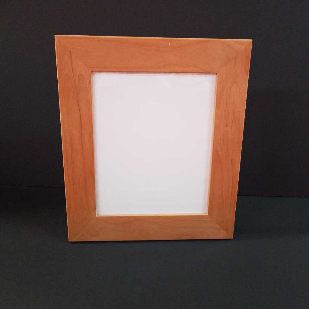 8x10 Genuine Red Alder Picture Frame