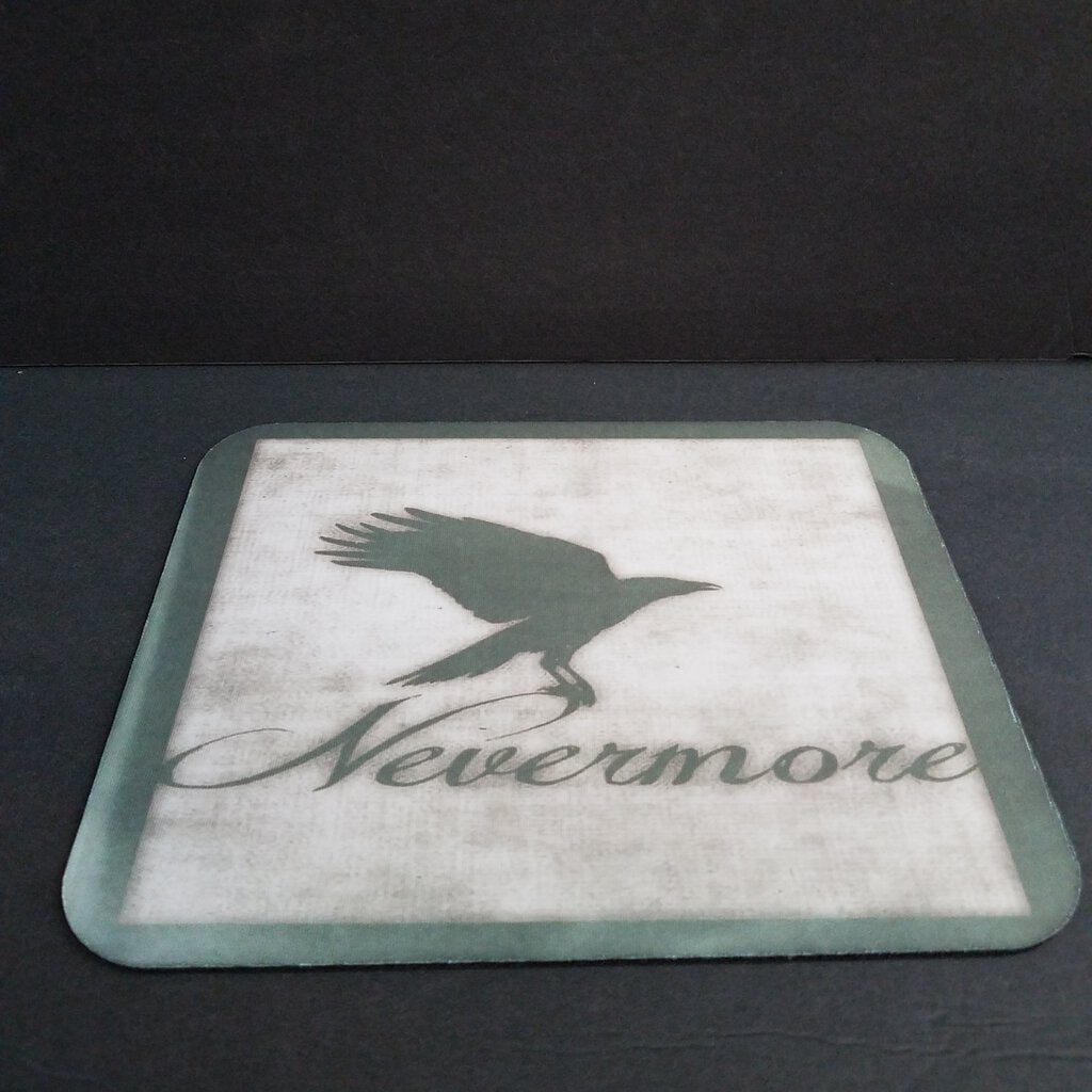 Faded Nevermore Mouse Pad