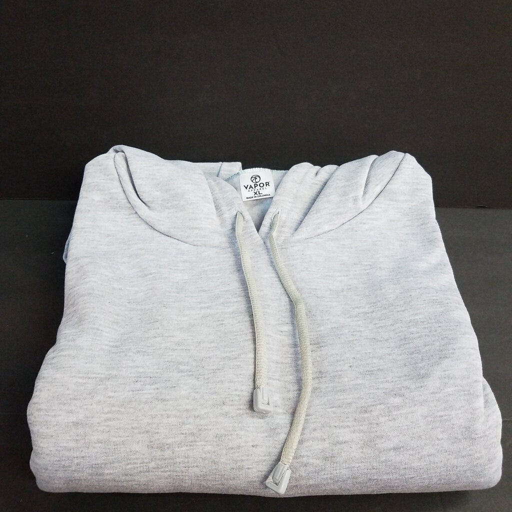 X-Large Ash Heather Hoodie