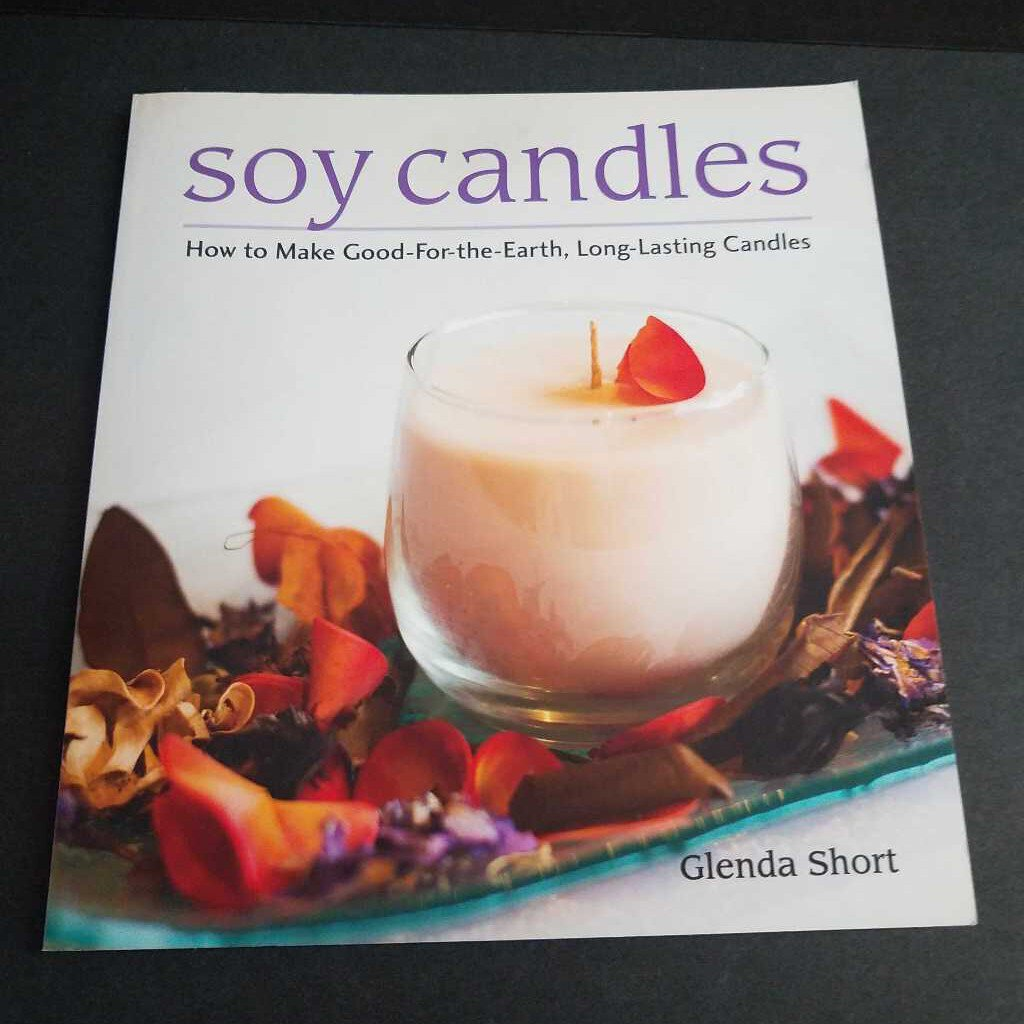 How to Make Good for the Earth Soy Candles