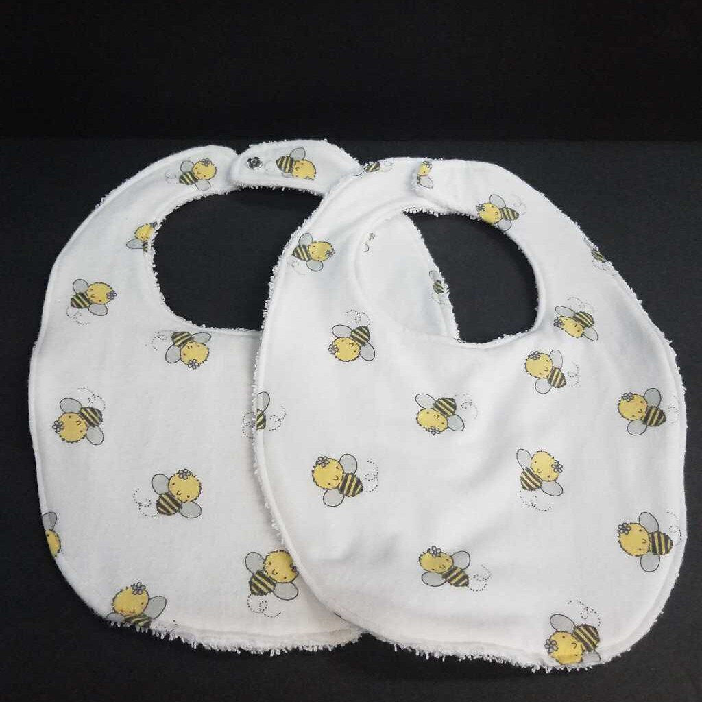 Baby Bumble Bee Bib
