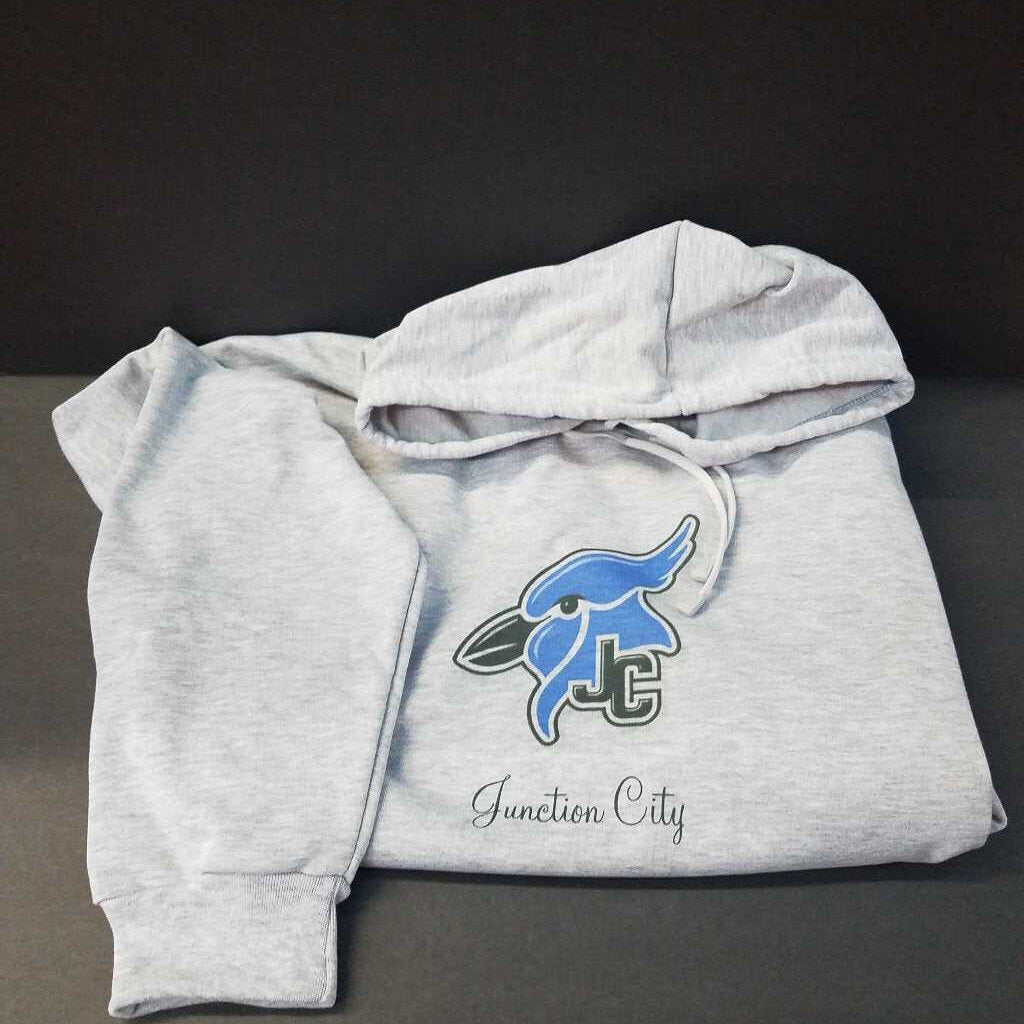 Junction City Blue Jays Hoodie X-Large