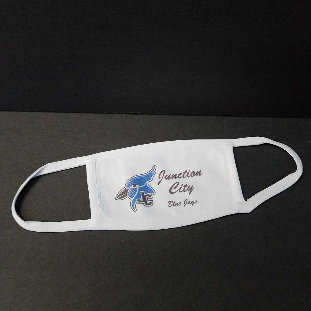 Junction City Blue Jays Face Mask