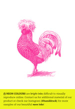 Load image into Gallery viewer, Chicken Print